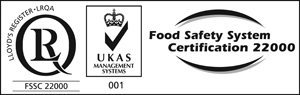 FSSC LOGO Food Safety System Certification22000